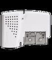 Fuente de Alimentación para Amplificadores, 1 Salida, 12V 220mA, FI mix, Conexión EasyF, Atornillable, Televés Picokom